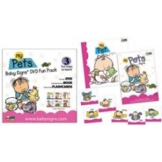Baby Signs® My Pet Signs DVD Fun Pack