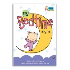 My Bedtime Signs, DVD