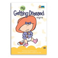 My Getting Dressed Signs, DVD