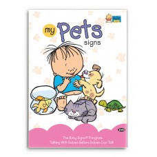 My Pet Signs, DVD