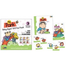 Baby Signs® My Park Signs DVD Fun Pack