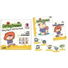 Baby Signs® My Getting Dressed Signs DVD Fun Pack