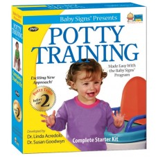 Baby Signs® Potty Training Kit - Clearance Item