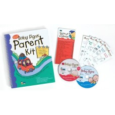 Baby Signs® Parent Kit: English Edition