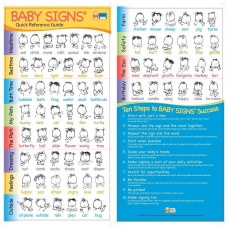 Baby Signs®  Quick Reference Guide: English Edition